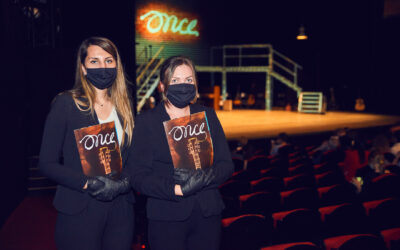 Jak przygotować się do przyjścia do Teatru w czasach pandemii ❓
